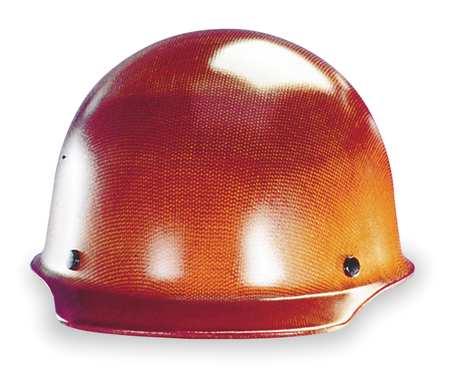 Hard Hat, FrtBrim, NonSlotted, Rtcht, Tan