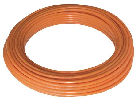 Tubing, Oxygen Barrier, 1 in, Orange