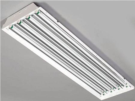 Fluorescent High Bay Fixture, T5HO, 239W