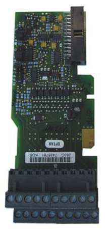 Standard I/O Card, 6 Digital In
