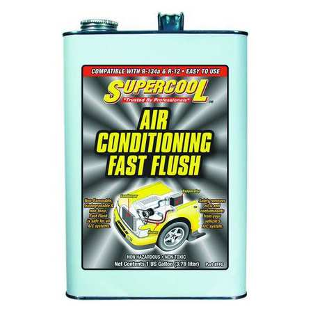 A/C Flush,  1 Gal,  Flash Point Greater Than 250 F