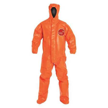 Hooded ThermoPro, Orange, Socks, L, PK2