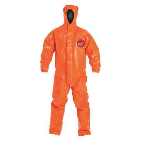 Hooded ThermoPro, Orange, Open, XL, PK2