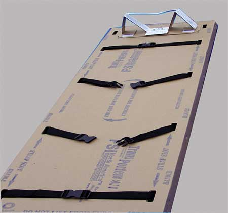Disposable Pediatric Backboard, PK5