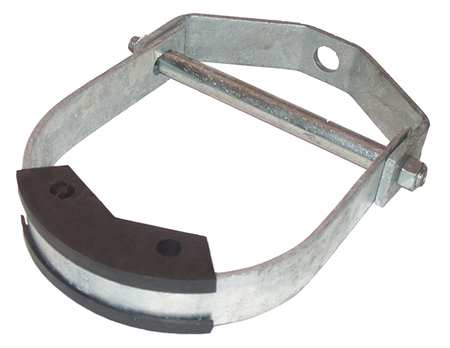 Clevis Hanger, Size 8, 2 1/2 To 6 In