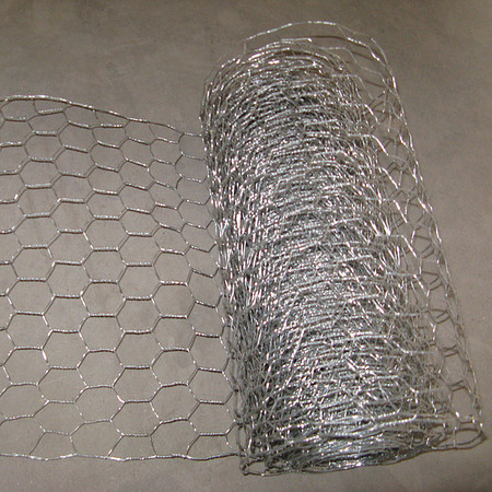 Poultry Netting, Height 12 In,  50 Ft
