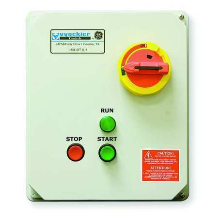IEC Combo Str, 19 to 25A, 120V Coil, 4X Enc