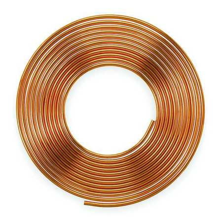 "7/8"" OD x 60 ft. Coil Copper Tubing Type K"
