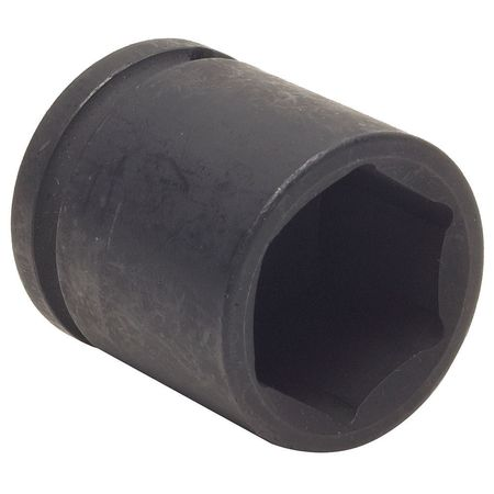 Impact Socket, 1/2In Dr, 1-1/2In, 6pts