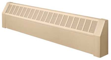 Assembled Baseboard Enclosure, 48 In. L