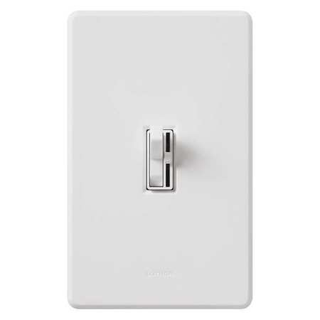 Lighting Dimmer, 3-Way, Toggle, White