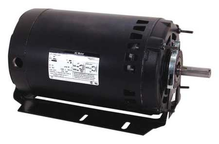 Mtr, 3 Ph, 1.5hp, 3450, 200-230/460, Eff 79.6