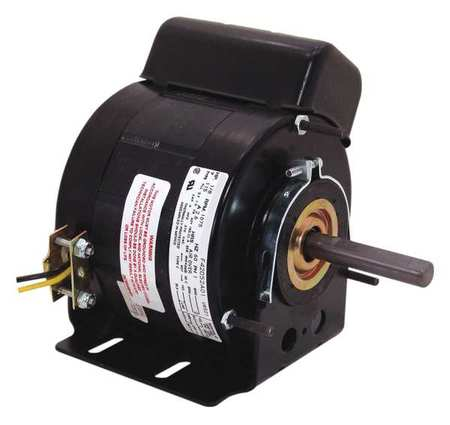 Unit Heater Motor, 1/8 HP, 1075, 115 V, 42Y