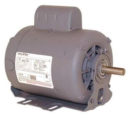 Motor, Cap St, 1 HP, 3450, 115/208-230V, 56
