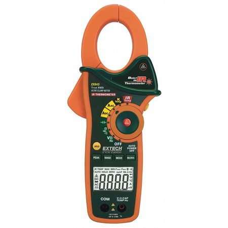 Clamp Meter, 1000A, 600V, TRMS