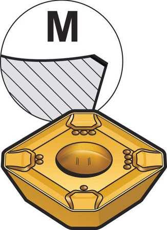 Milling Insert, R245-12 T3 M-KM 1020