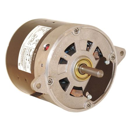 Oil Burner Motor, 1/7 HP, 3350, 115 V, 48M
