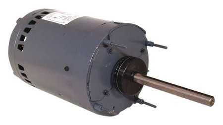 Condenser Fan Motor, 1 HP, 1075 rpm, 60 Hz