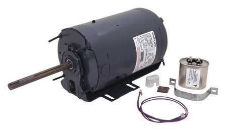 Fan Motor, 1-1/2 HP, 1075 rpm, 60Hz
