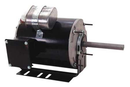 Condenser Fan Motor, 3/4 HP, 1075 rpm, 60Hz