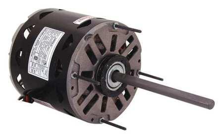 Motor, PSC, 1/2 HP, 1625, 208-230V, 48Y, OAO