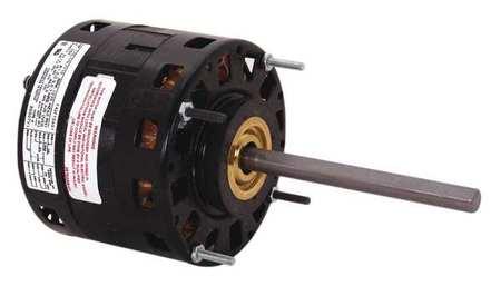 Motor, PSC, 1/5 HP, 1075 RPM, 115V, 42Y, OAO