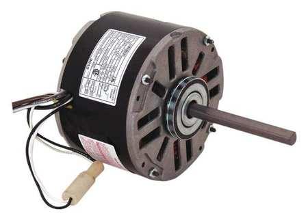Motor, PSC, 1/6 HP, 1625, 208-230V, 48Y, OAO