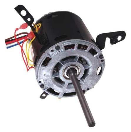 Motor, PSC, 1/6 HP, 1075 RPM, 115V, 48Y, OAO