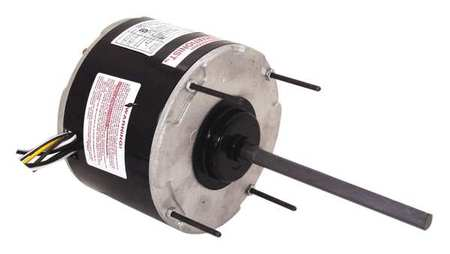 Condenser Fan Motor, 1/4 HP, 1075 rpm, 60Hz