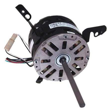 Motor, PSC, 1/4 HP, 1075, 208-230V, 48Y, OAO