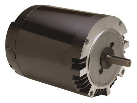 Motor, Split Ph, 1/8 HP, 1140, 115V, 56CZ, ODP