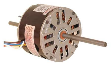 Mtr, PSC, 1/3 HP, 1100 RPM, 208-230V, 48Y, OAO