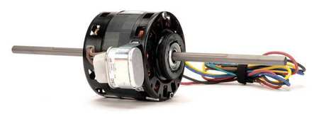 Mtr, PSC, 1/5 HP, 1550 RPM, 208-230V, 42Y, OAO
