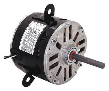 Mtr, PSC, 1/3 HP, 1075 RPM, 208-230V, 48Y, OAO