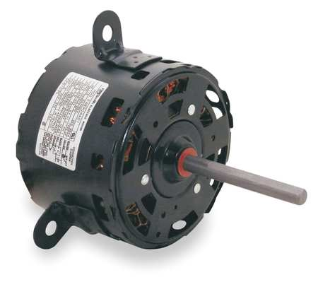 Mtr, PSC, 1/4 HP, 1075 RPM, 208-230V, 48Y, OAO
