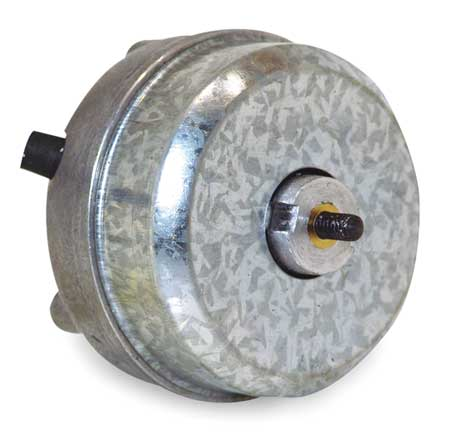 Unit Bearing Motor, 3/8 In. L, Sleeve