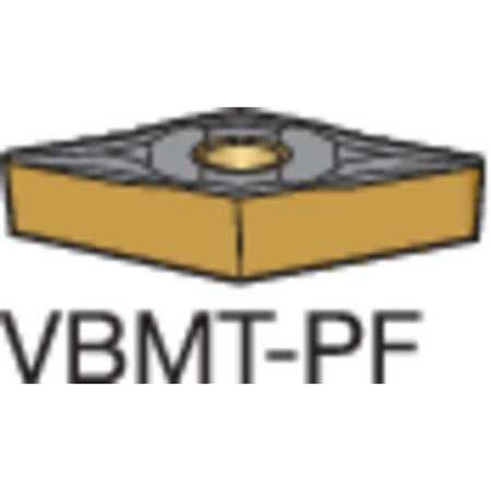 Cermet Turning Insert, VBMT 221-PF 5015,  Min. Qty 10