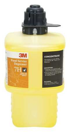 Food Service Degreaser, Size 2L, Yellow