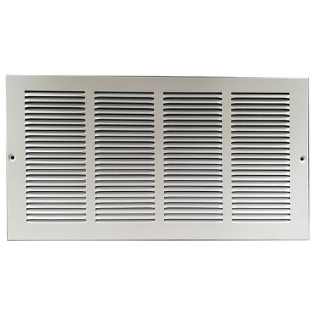 "Return Air Grille, 20x20"", White"