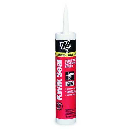 Kwik Seal Kitchen and Bath Caulk