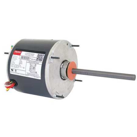 Condenser Fan Motor, 1/3 HP, 1075 rpm, 60Hz
