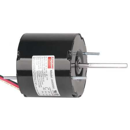 HVAC Motor, 1/50 HP, 3000 rpm, 115V, 3.3