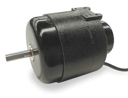 Unit Bearing Motor, Cast Iron, 1-1/2 In. L
