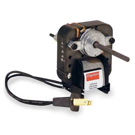 Dayton C-Frame Motor, Shaded Pole, 1-1/8 In. L 4M212D | Zoro.com