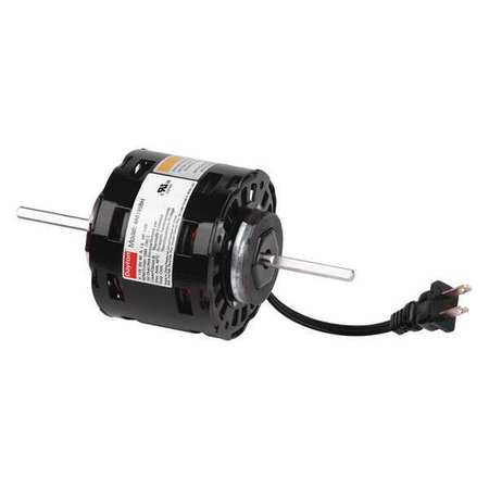HVAC Motor, 1/25 HP, 1550 rpm, 115V, 3.3