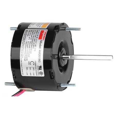 HVAC Motor, 1/70 HP, 1550 rpm, 115V, 3.3