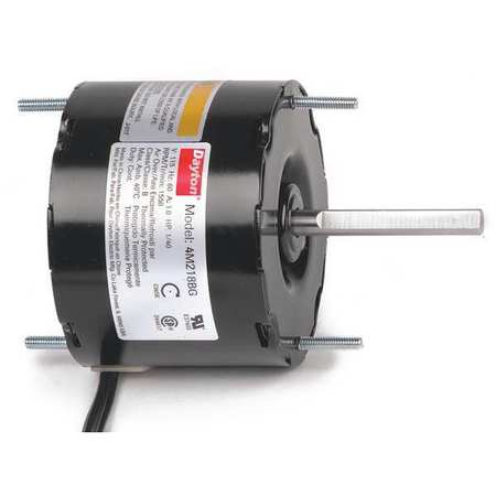 HVAC Motor, 1/40 HP, 1550 rpm, 115V, 3.3