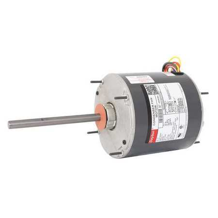 Condenser Fan Motor, 1/3 HP, 825 rpm, 60 Hz