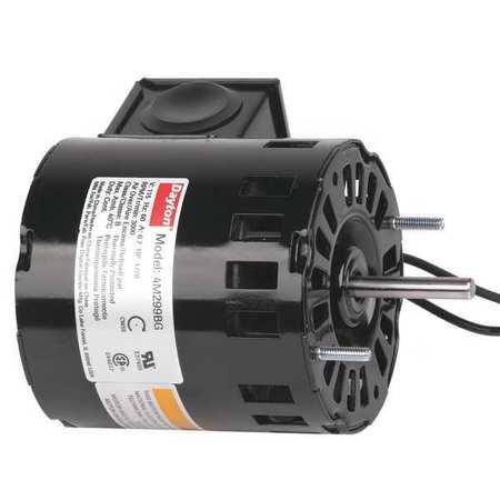 HVAC Motor, 1/70 HP, 3000 rpm, 115V, 3.3