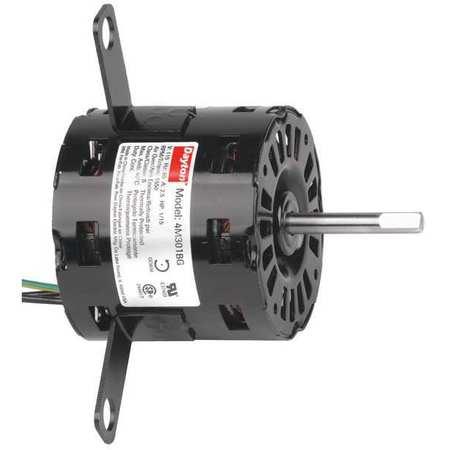 HVAC Motor, 1/15 HP, 1550 rpm, 115V, 3.3